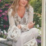2013 Yazının Örgü Bayan Hırka Modelleri