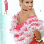 Yeni Bayan Örgü Elbise Modelleri