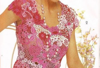 Son Moda Bayan Örgü Bluz Modelleri