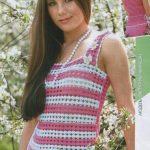 Mevsimlik Örgü Bayan Bluz Modelleri