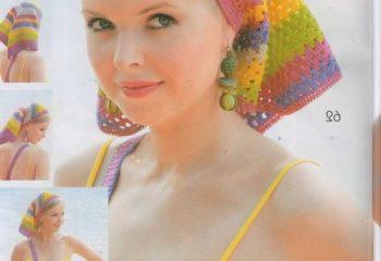 Cıvıl Cıvıl Yeni Örgü Şapka Modelleri