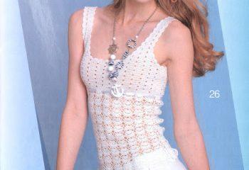Yeni Bayan Örgü Bluz Modelleri