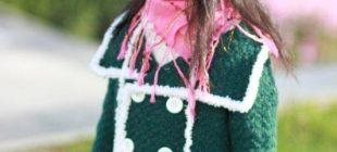 Harika Kız Çocuk Örgü Örnekleri