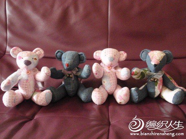 Kumaş-ile-tasarlanan-pembe-panter-değişik-oyuncak-modelleri 19