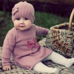 Örgü Bebek ve Çocuk Elbiseleri
