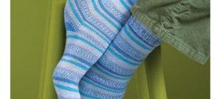 Örgü Çorap Modelleri
