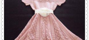 Yeni Sezon Örgü Elbise Modelleri