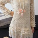 Bayanlar İçin Mini Örgü Elbise Modelleri