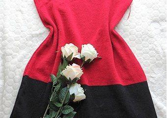 Şiş İle Örülen Bayan Elbise Modelleri