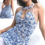2014 Yazı İçin Trend Örgü Elbise Modelleri