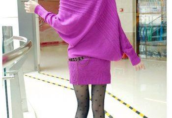 Yazlık Örgü Bayan Elbise Modeller