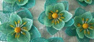 Çiçek Motifleri ve Papatya Motifi Yapılışı